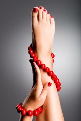 Beauté des mains et pieds