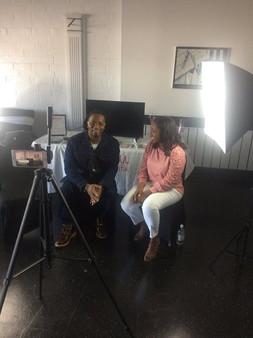 INTERVIEW @ BLACK EXPO