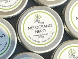 Melograno Nero (Black Pomegranate) Foaming Sugar Scrub
