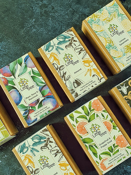 Three Soap Collection