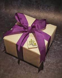 Little Tree Soaps Purple Orient Gift Box