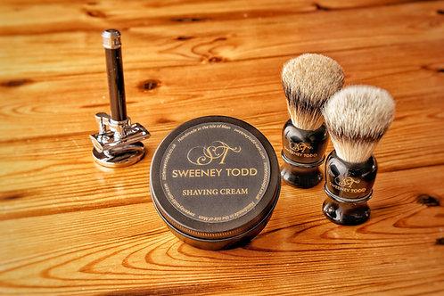 Sweeney Todd Shaving Cream