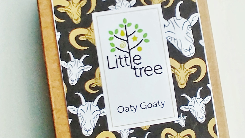 Oaty Goaty Soap