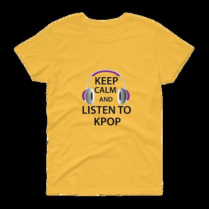 Listen to KPop - Tee