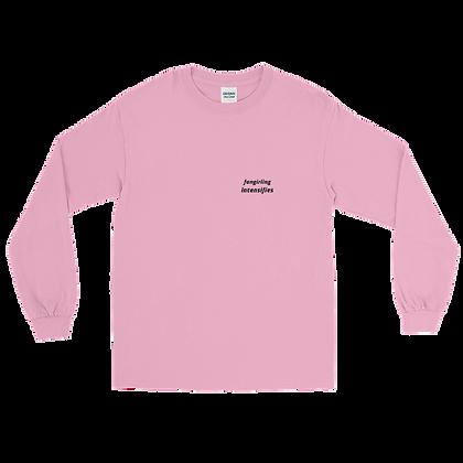 Fangirling Intensifies - Long Sleeve T-Shirt
