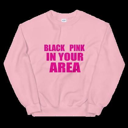 In Your Area - Crew Neck Sweatshirt