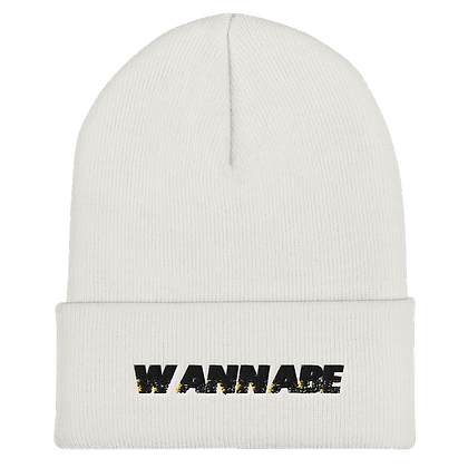 ITZY Wannabe Embroidered Beanie