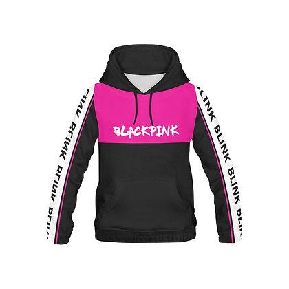 BLACKPINK Color Block Hoodie