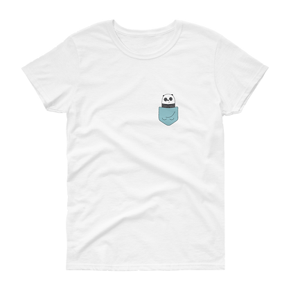 Panda Pocket - Tee