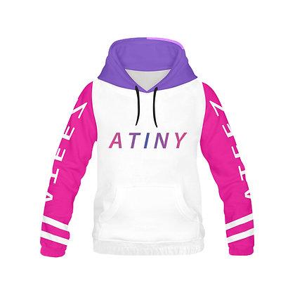 ATINY Color Block Hoodie