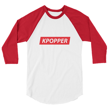 KPopper Unisex Raglan Shirt