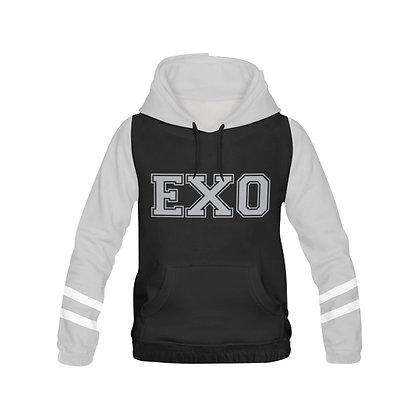 EXO Varsity Hoodie