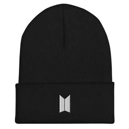 BTS Embroidered Beanie