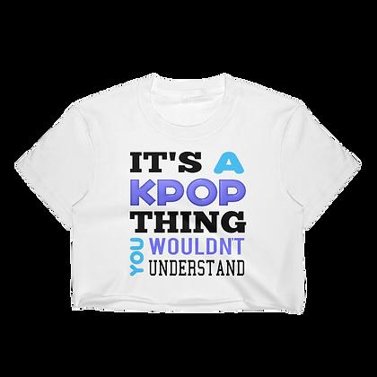 Kpop Thing - Crop