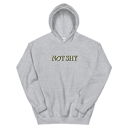 ITZY 'Not Shy' Hoodie