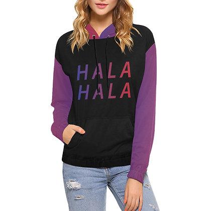 ATEEZ Hala Hala Color Block Hoodie