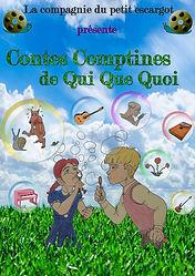 Contes Comptines de Qui Que Quoi - 2019.