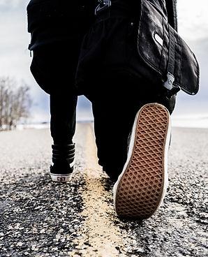 person-shoe-winter-road-white-leather-11