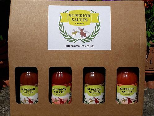 Summer Essentials Four Bottle Gift Pack
