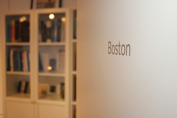 East to West Counseling - Boston Room