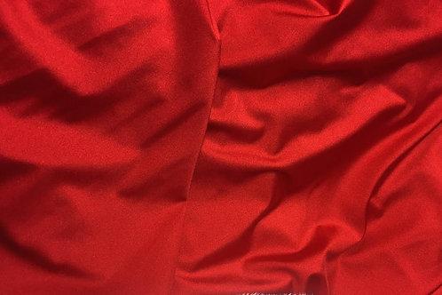 Rojo lycra brillo