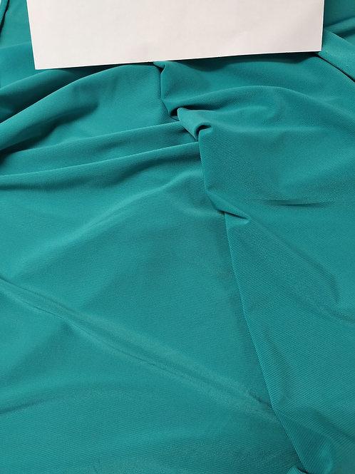 Lycra fría verdosa  (punto lycra)