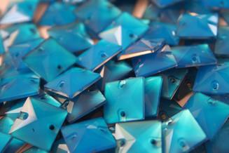 PEDRERIA PARA COSER: 5 Consejos para jugar con formas geométricas