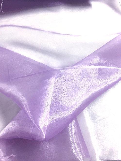 Organza cristal lila