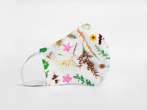 Mascarilla personalizable y lavable-Silvestre