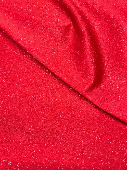 Lycra galáctica roja