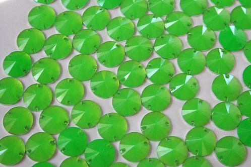 Circulares colores flúor (Acrílicas)
