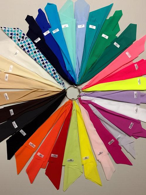 Forros bielásticos de colores