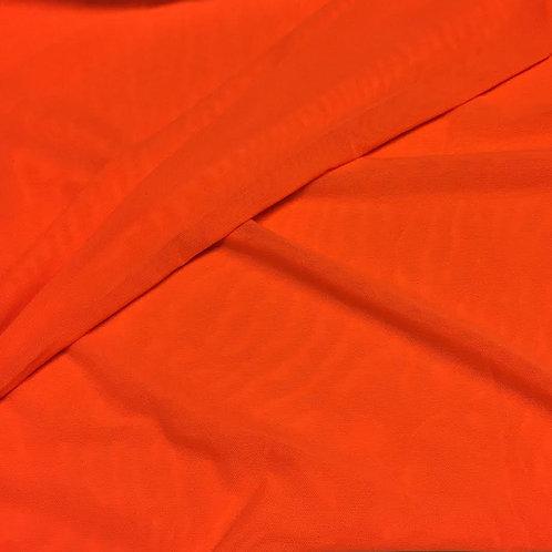 Naranja flúor tul