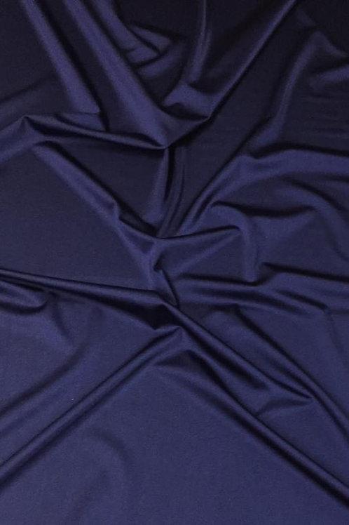 Azul noche/marino lycra mate