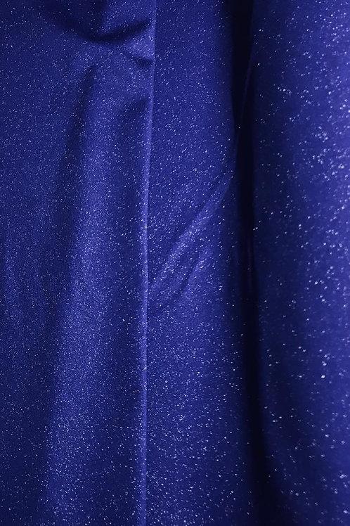 Lycra galáctica azul