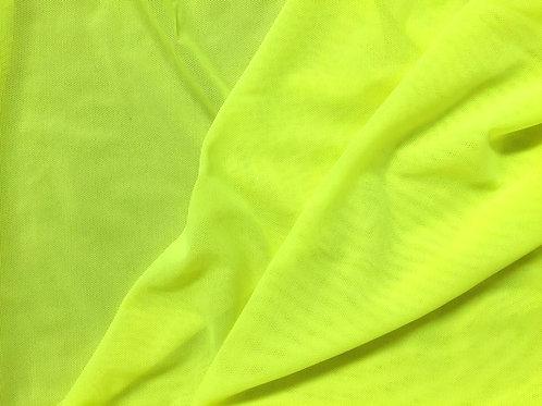 Amarillo flúor tul