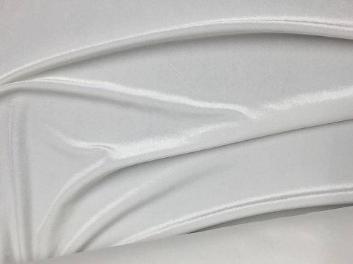 Blanco bielástico terciopelo