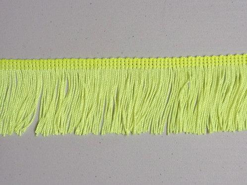 Flecos amarillo flúor
