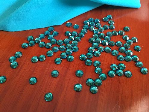 Blue Zircon - 144 cristales - HF