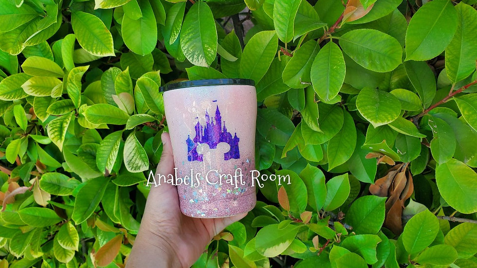 Holographic Mickey Castle