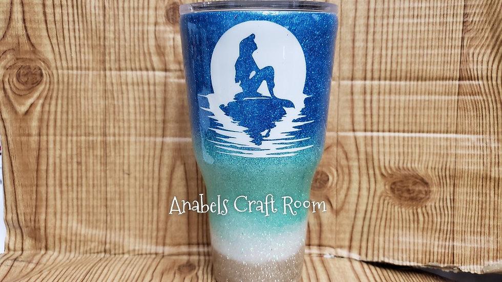 Ariel Beach Theme