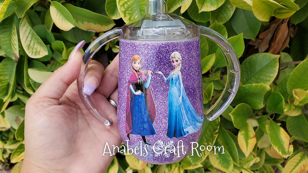 Frozen Sippy cup