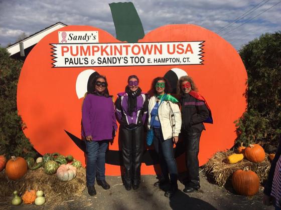 Fun at Pumpkintown U.S.A