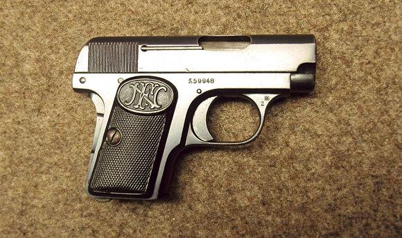 pistola FN mod. 1906 cal. 6.35mm