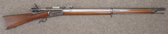 fucile VETTERLI mod. 1881 cal. 10.4mm