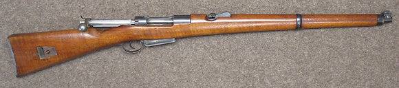 carabina W+F 1893 cavalleria cal.7.5x53.5 (GP90)