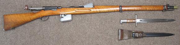 fucile W+F mod. 1889, cal. 7.5x53.5 (GP90)