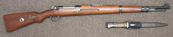 fucile Zbrojovka Brno mod. vz 24 cal. 8x57js