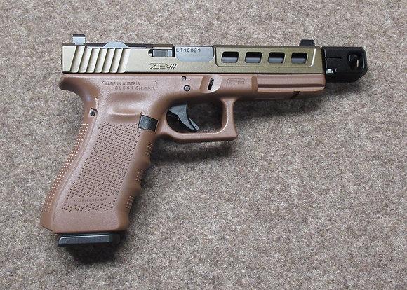 pistola GLOCK mod. 17 gen4 BGWC cal. 9mm para