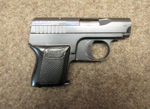 pistola MAUSER mod. W.T.P. cal. 6.35mm